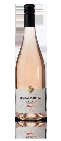 DOMAINE FICHET Macon Rosé
