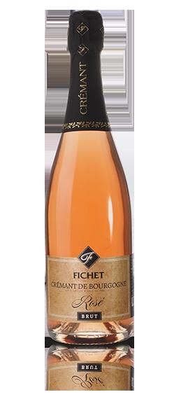 FICHET Cremant de Bourgogne Rosé