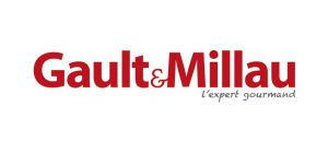 Logo Guide Gault & Millau l'expert gourmand