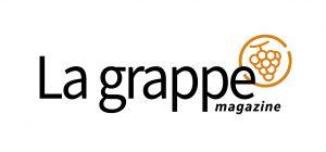 LOGO La Grappe Magazine