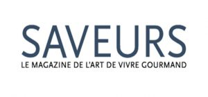 LOGO Saveur Magazine