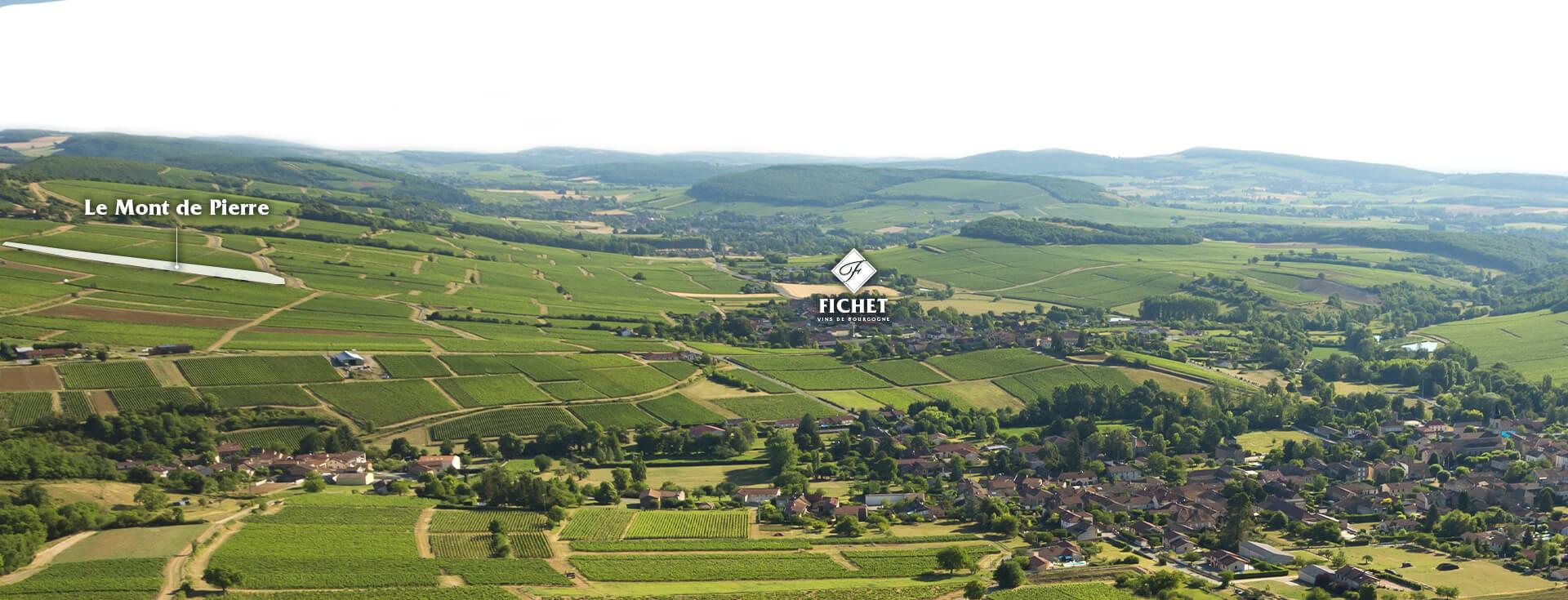 Parcelle Le Mont De Pierre du Domaine FICHET