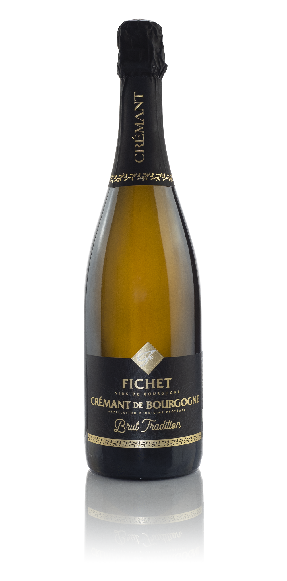 Cremant de Bourgogne Brut Tradition FICHET 2021