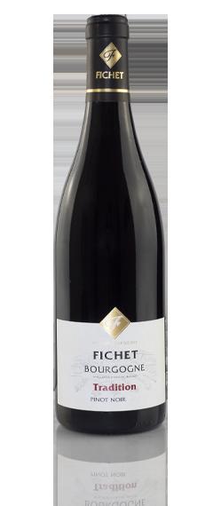 DOMAINE FICHET Bourgogne Tradition Pinot-noir