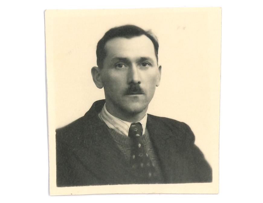 Marius Fichet Portrait