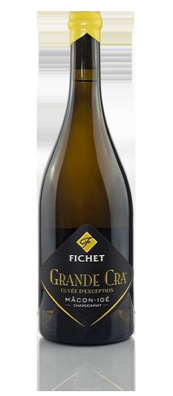 FICHET Grande Cra Cuvée d'Exception Macon-Igé Chardonnay