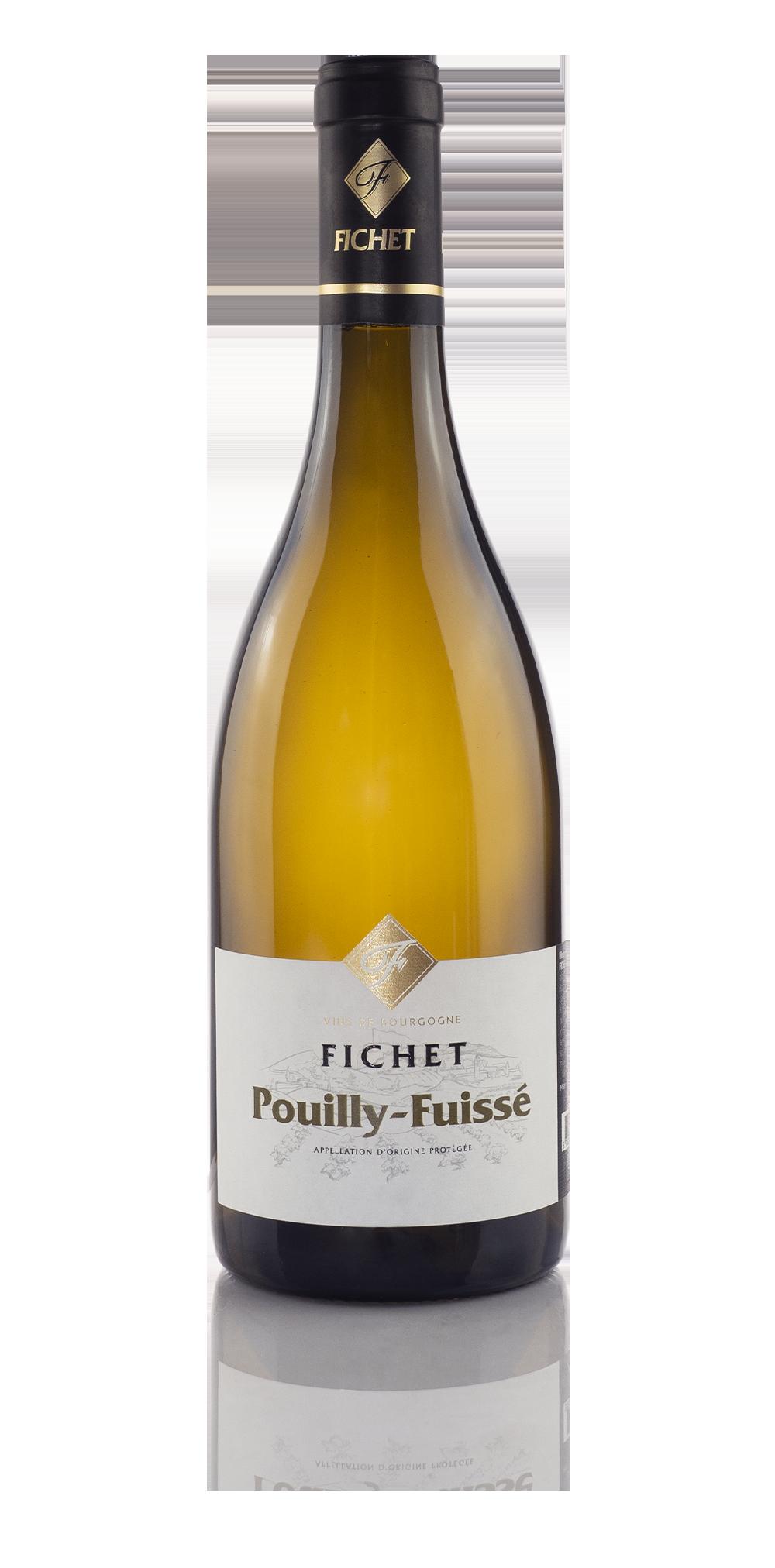 Pouilly-fuissé Domaine FICHET